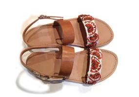 Sandals tan