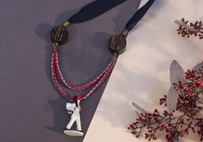 Soldier of love necklace