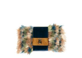 Firefly ostrich feathers